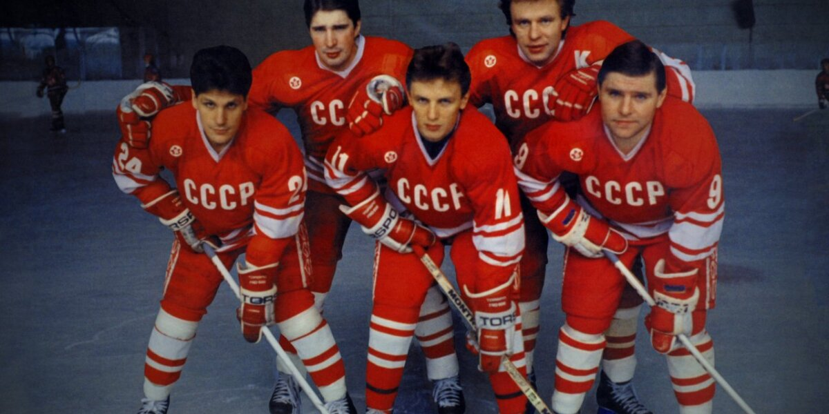 Gabriel Polsky Productions - Red Army