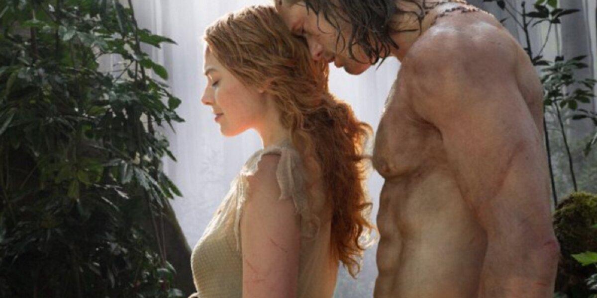 Dark Horse Entertainment - The Legend of Tarzan - 3 D