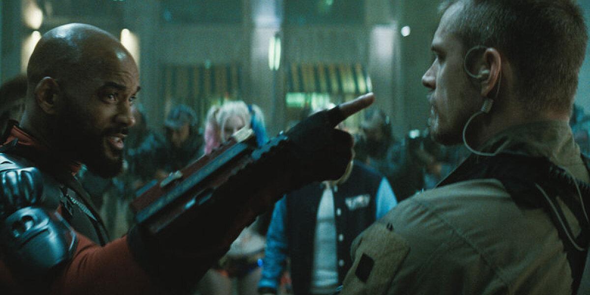 Lin Pictures - Suicide Squad - 3 D