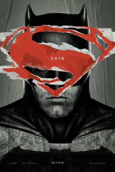 DC Entertainment - Batman v Superman: Dawn of Justice - 3 D