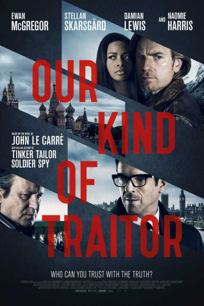 Ink Factory, The - Our Kind of Traitor