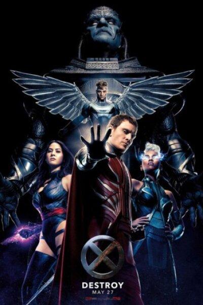 Donners' Company - X-Men: Apocalypse - 3 D