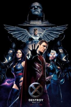 X-Men: Apocalypse - 3 D