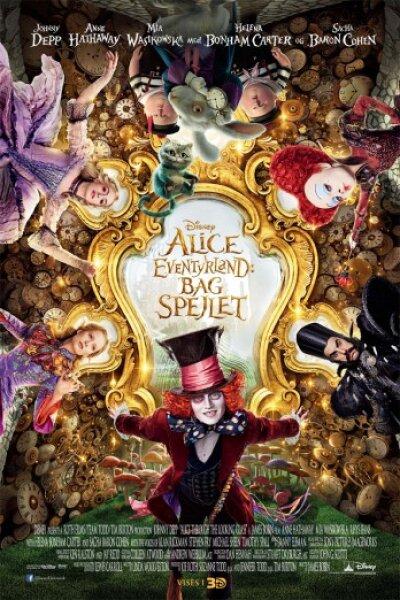 Roth Films - Alice i Eventyrland: Bag spejlet - 3 D