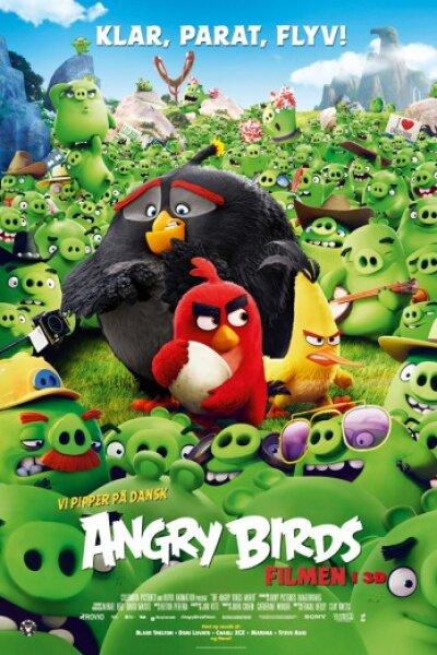 Village Roadshow Pictures - Angry Birds Filmen - 3 D