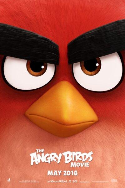 Rovio Entertainment - Angry Birds Filmen - 2 D - Org.vers.