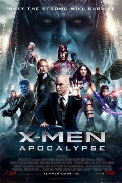 X-Men: Apocalypse - 2 D