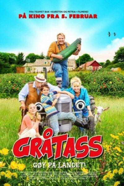 Ripple World Pictures - Den lille grå traktor Fergie