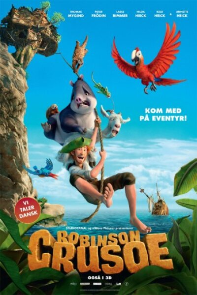 StudioCanal - Robinson Crusoe - 3 D