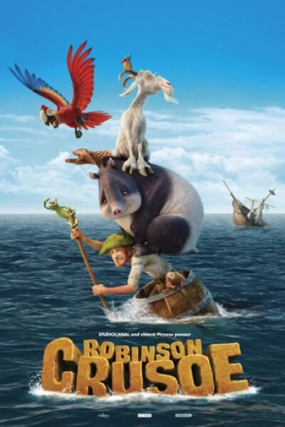 nWave Pictures - Robinson Crusoe - 2 D