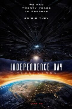 Independence Day: Resurgence - 2 D