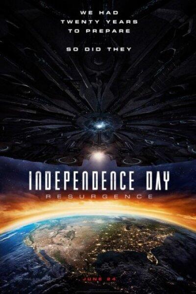 Twentieth Century Fox Film Corporation - Independence Day: Resurgence - 2 D