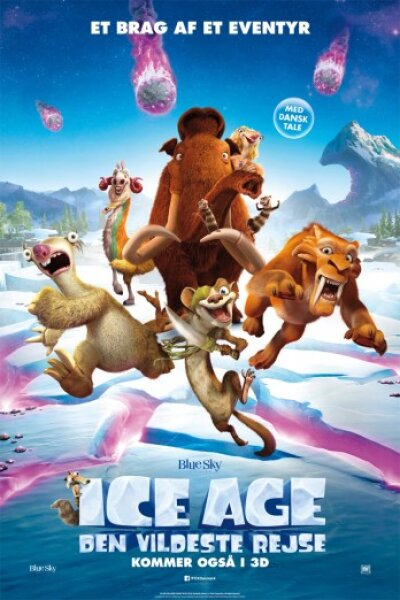 Blue Sky Studios - Ice Age: Den vildeste rejse - 3 D