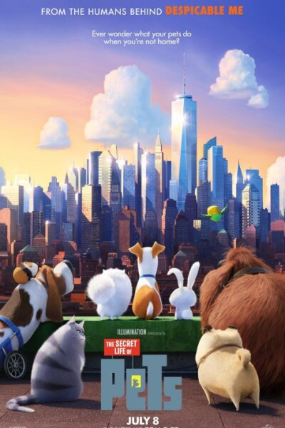 Universal Pictures - Kæledyrenes hemmelige liv - 3 D