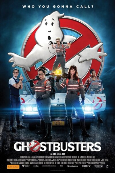 Columbia Pictures - Ghostbusters - 2 D