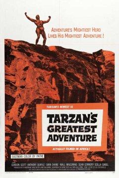 Tarzans største eventyr