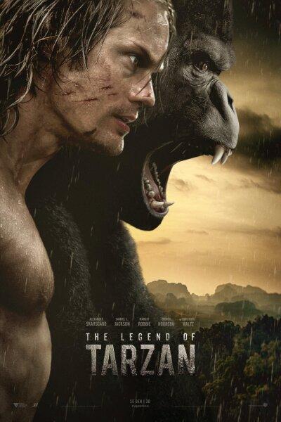 Dark Horse Entertainment - The Legend of Tarzan - 2 D