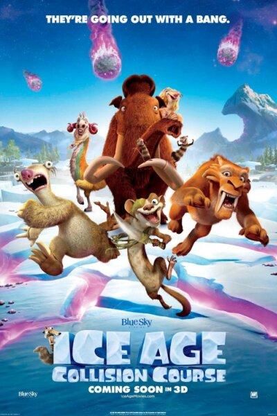 Blue Sky Studios - Ice Age: Den vildeste rejse - Org.vers. - 3 D