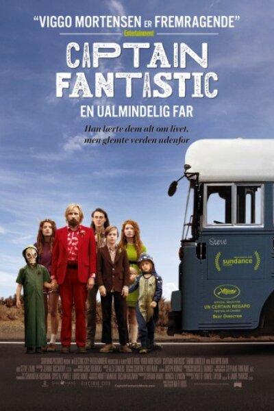 Electric City Entertainment - Captain Fantastic - en ualmindelig far