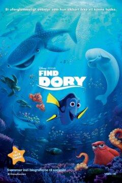 Find Dory - dansk tale - 3 D