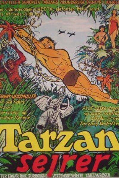 Sol Lesser Productions - Tarzan sejrer