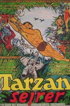 Tarzan sejrer
