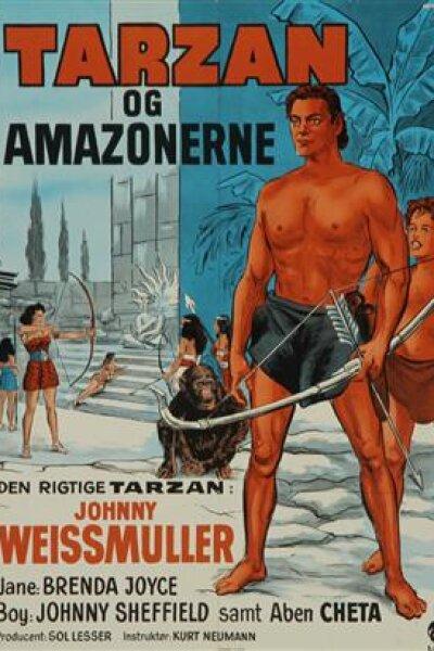 Sol Lesser Productions - Tarzan og amazonerne
