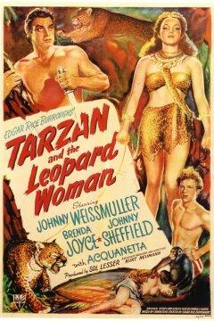 Tarzan og leopardpigen