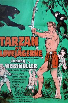 Tarzan og løvejægerne