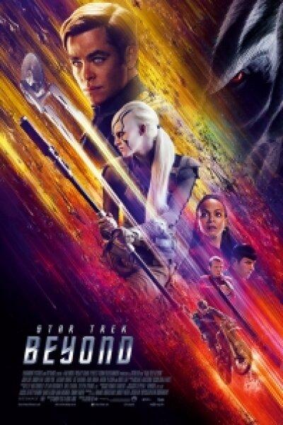 Paramount Pictures - Star Trek Beyond - 2 D