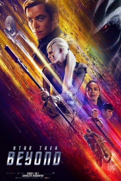 Bad Robot - Star Trek Beyond - 3 D