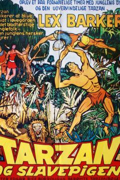 Tarzan og slavepigen