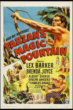 Tarzan og tryllekilden