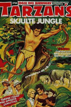 Tarzans skjulte jungle