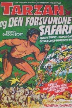 Tarzan og den forsvundne safari