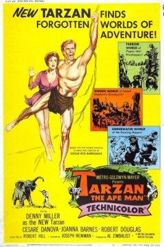 Tarzan urskovens konge