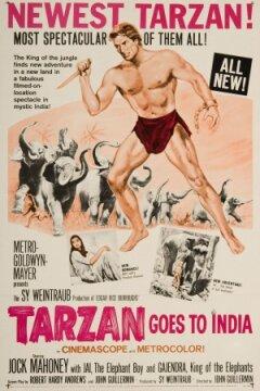 Tarzan og elefanternes konge
