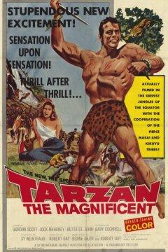 Tarzan, junglens hævner