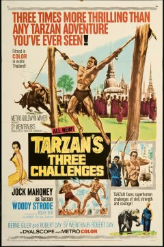 Tarzan den uovervindelige