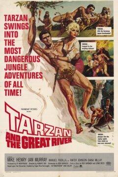 Tarzan og den store flod