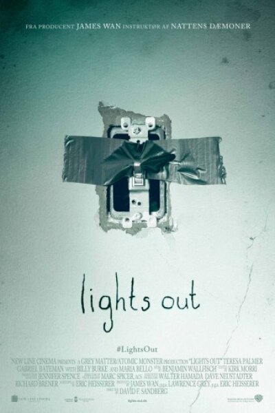 Atomic Monster - Lights Out