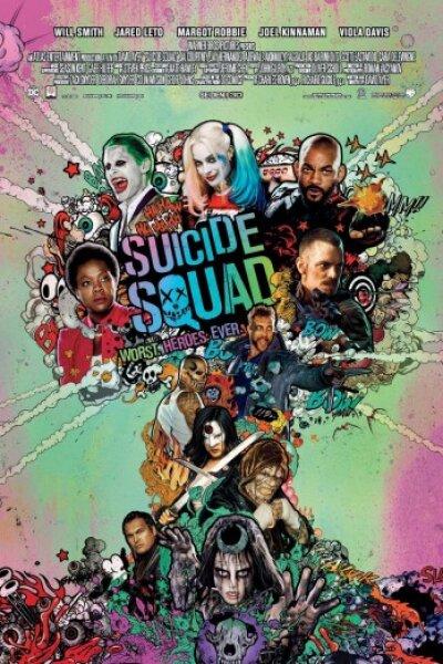 Lin Pictures - Suicide Squad - 2 D