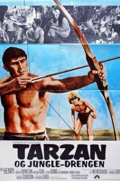 Tarzan og jungledrengen