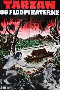 Tarzan og flodpiraterne
