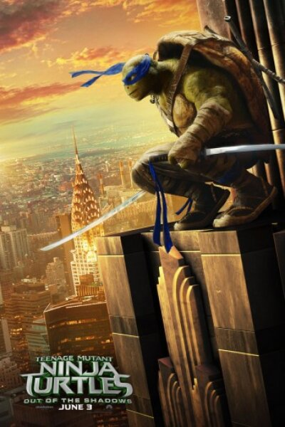 Paramount Pictures - Teenage Mutant Ninja Turtles: Out of the Shadows