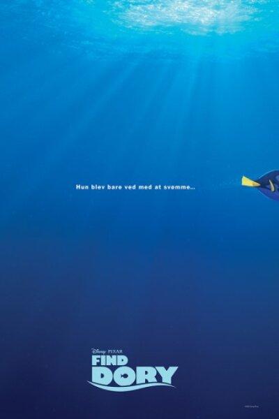 Pixar Animation Studios - Find Dory - dansk tale - 2 D