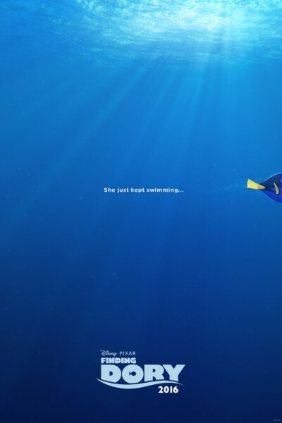 Pixar Animation Studios - Find Dory - org.vers. - 2 D