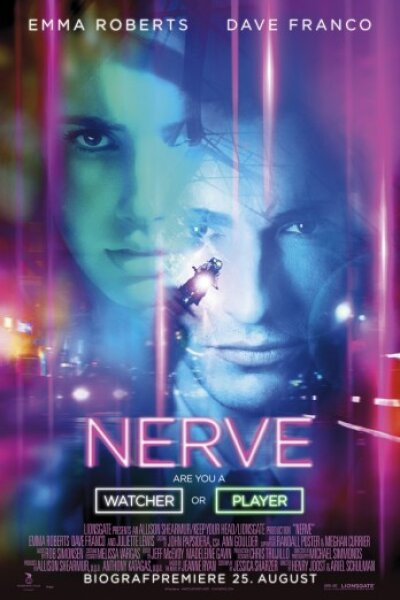 Allison Shearmur Productions - Nerve