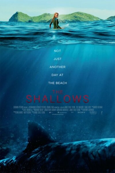 Columbia Pictures - The Shallows