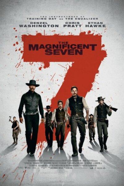 Escape Artists - The Magnificent Seven